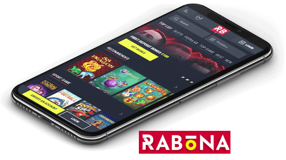 Rabona mobile Casino