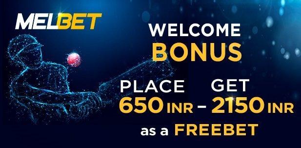 melbet bonus freebet