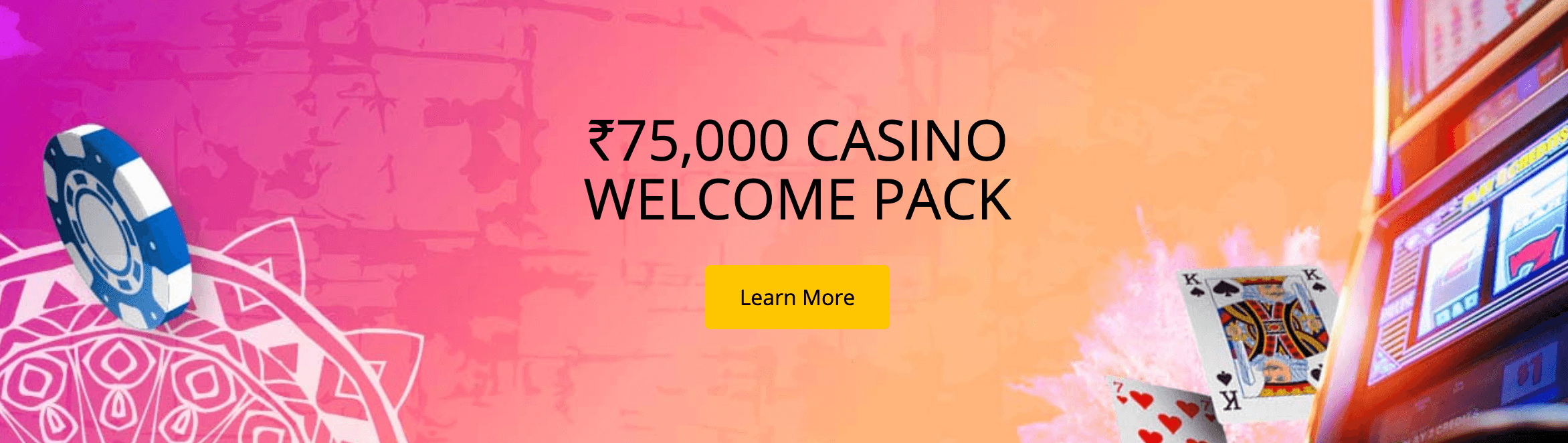 10cric casino welcome pack