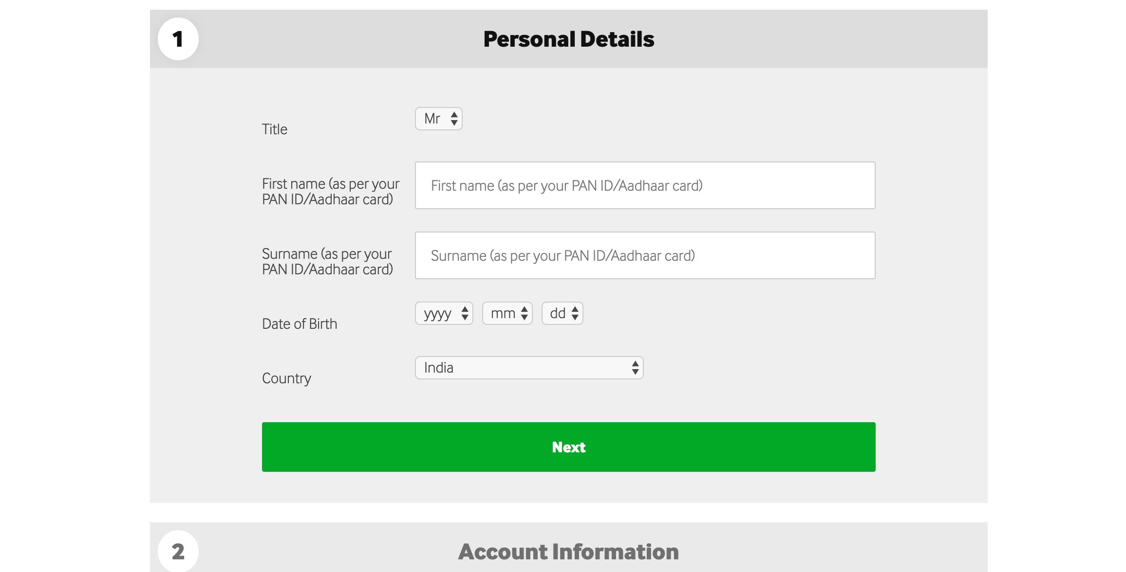 betway casino registration