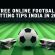 Free Online Football Betting Tips India in 2020