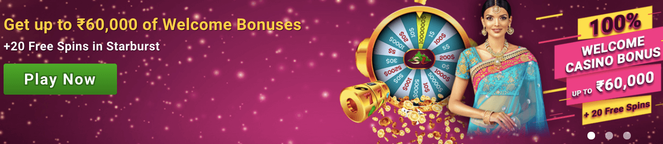 Shangri la Live Casino Welcome Bonus