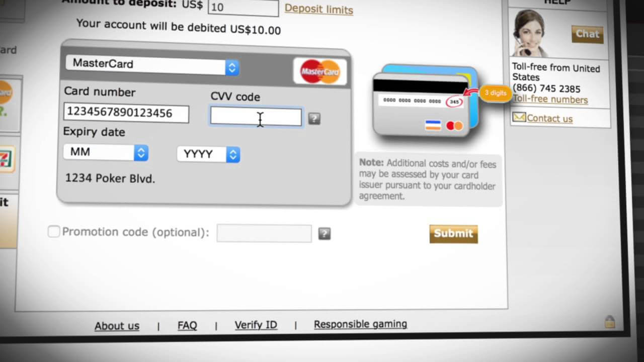 How to Make Mastercard Deposits