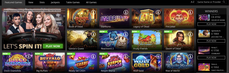 hopa casino slot
