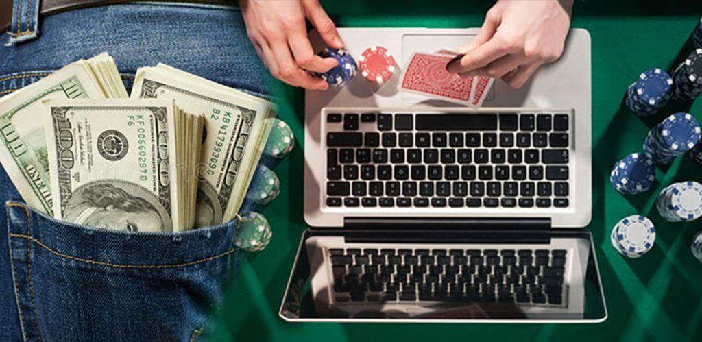 How do Online Gambling Sites Make Money