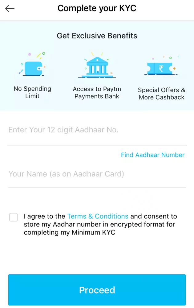 How to Fund your Paytm Account