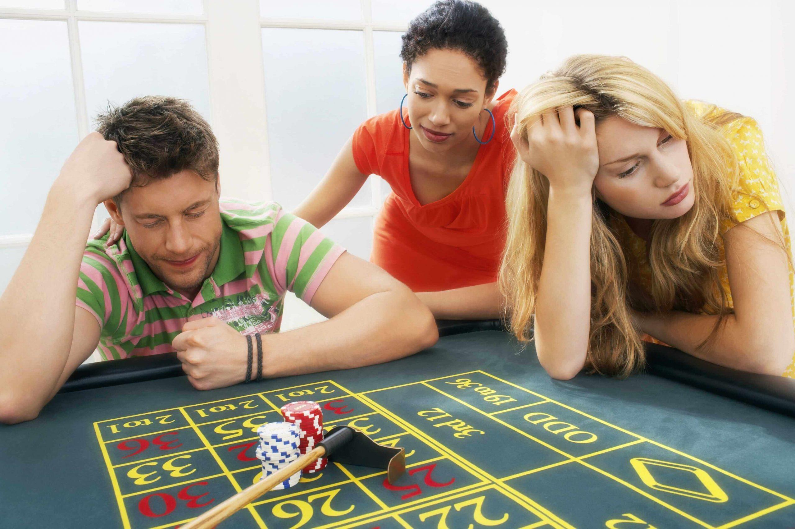 gambling problem