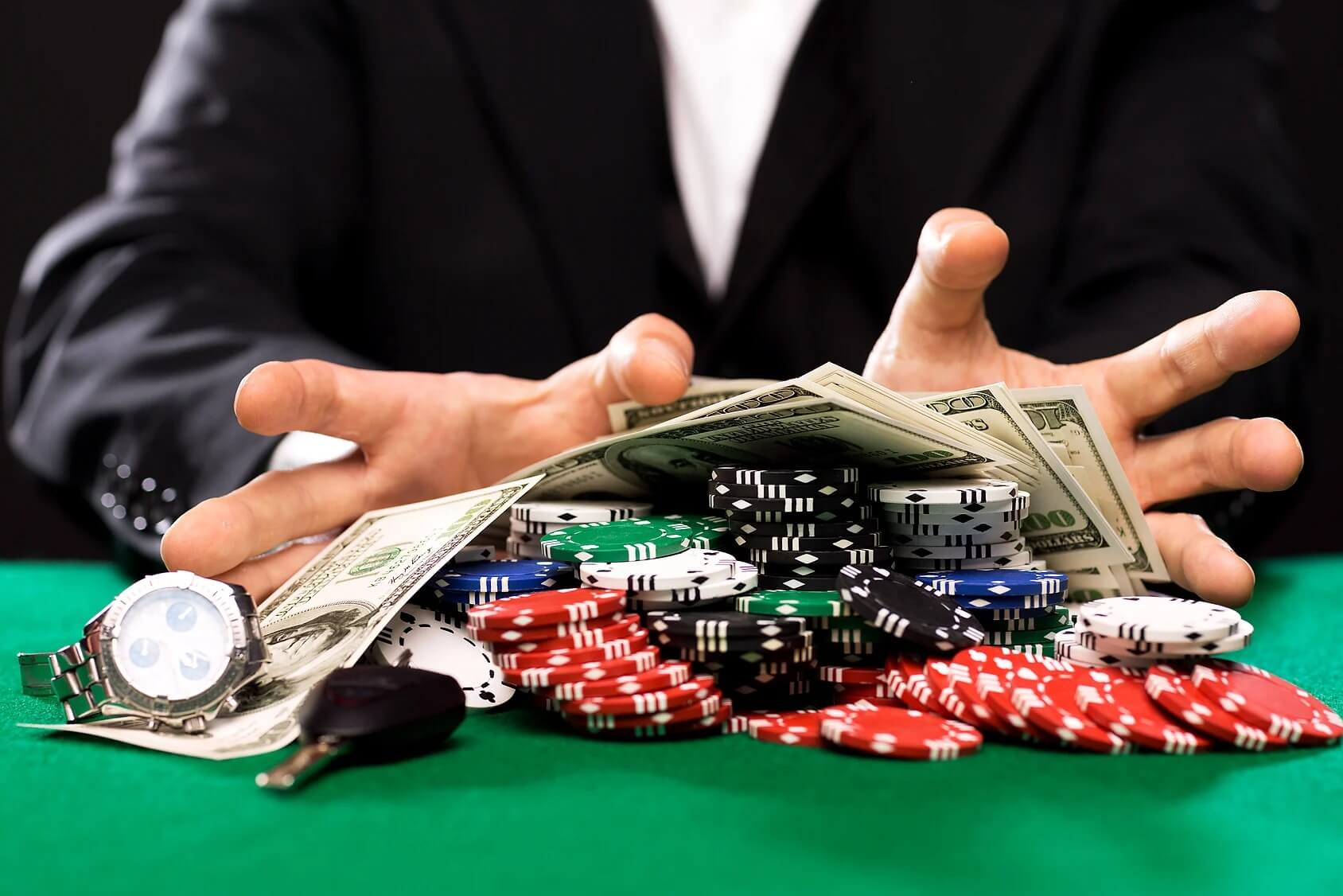 meaning of problem gambling
