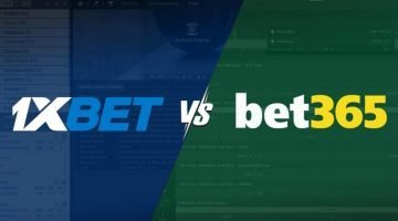 1xbet vs bet365 can th world's greatest betting giant be challenged by the underdog