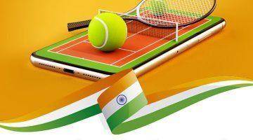 best tennis betting sites in india