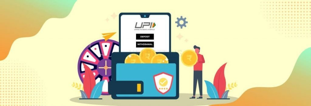 betting online with IMPS UPI