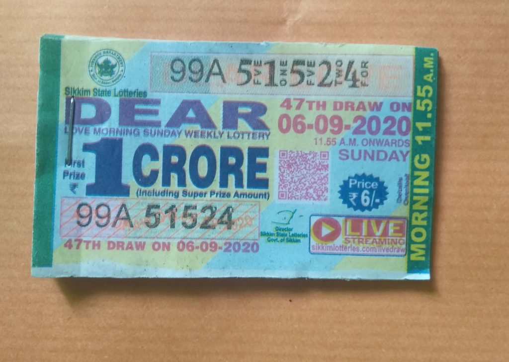 how safe is it to buy online lottery tickets in india