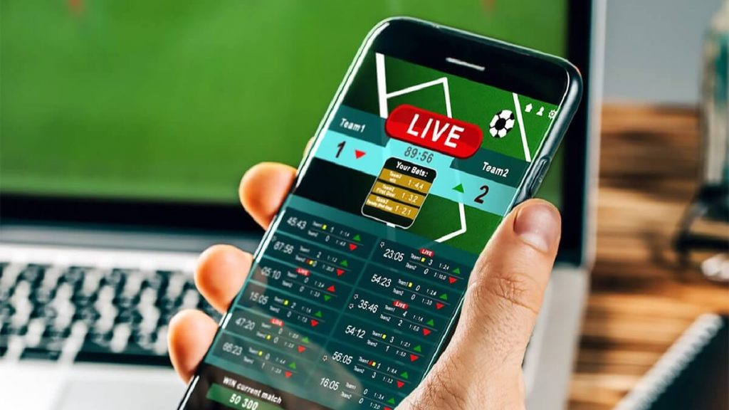 select an online betting sitee